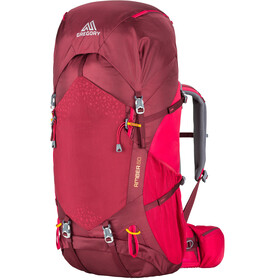 Gregory Amber 60 Backpack Chili Pepper Red